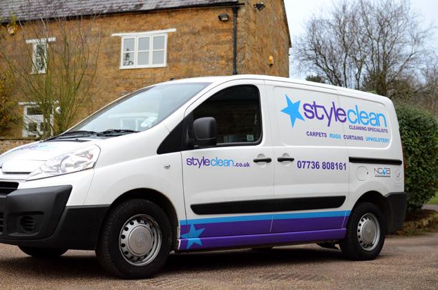 Styleclean van
